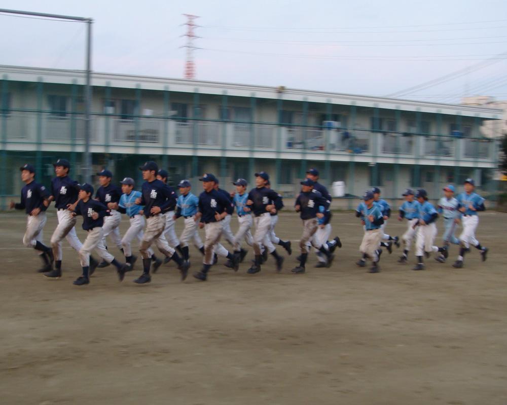 日野高校練習⑤