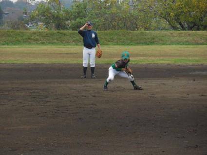 23② ベースボールクリニック