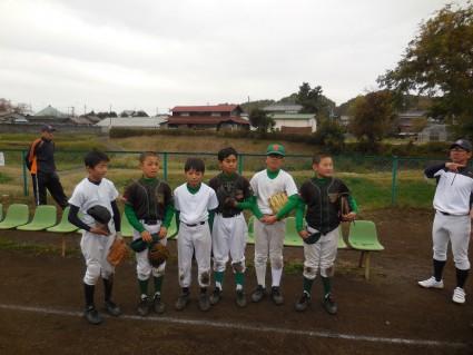 23③ ベースボールクリニック