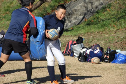 20タッチフットボール7