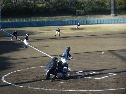 151212 町田練習試合①